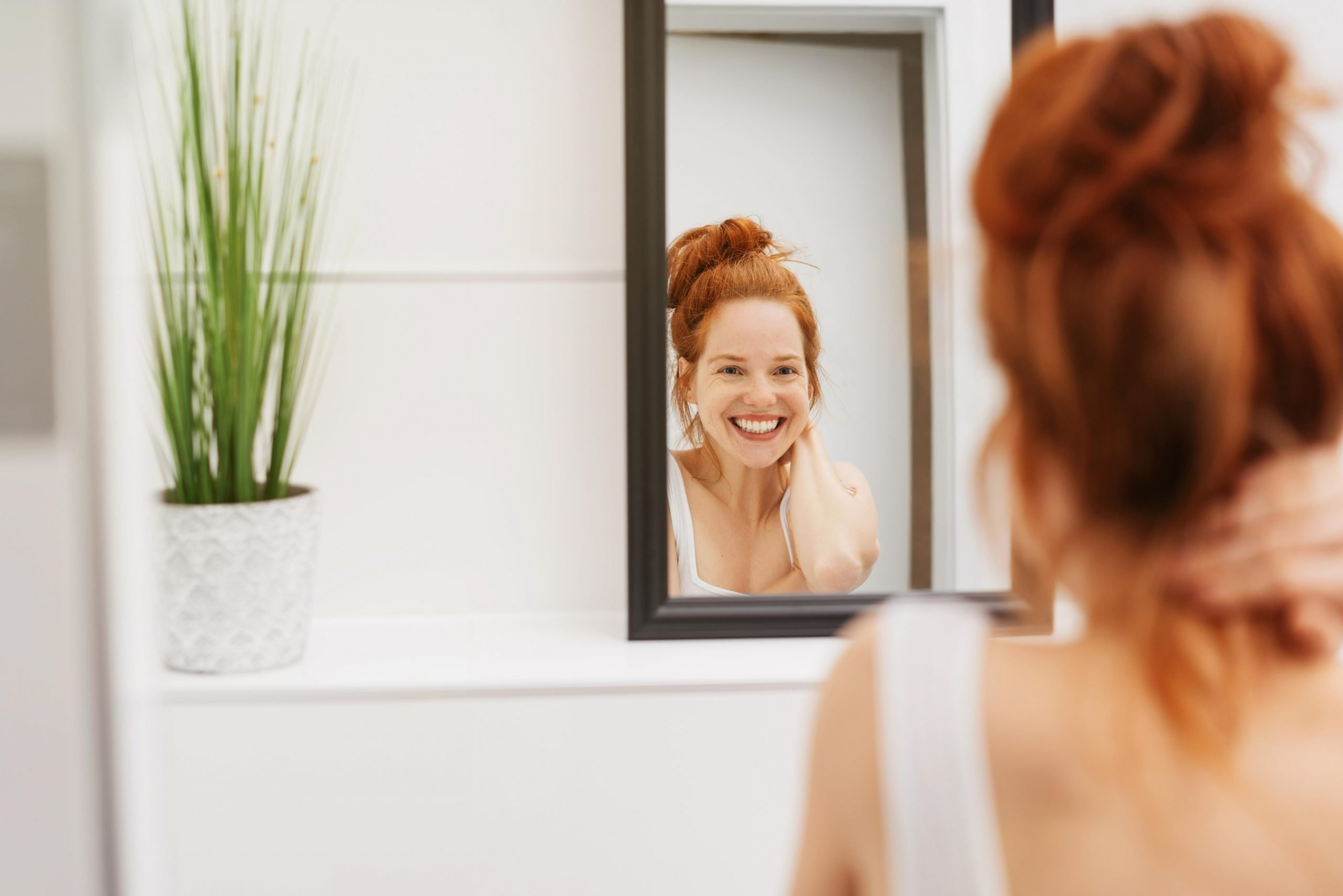 Needing A Mirror