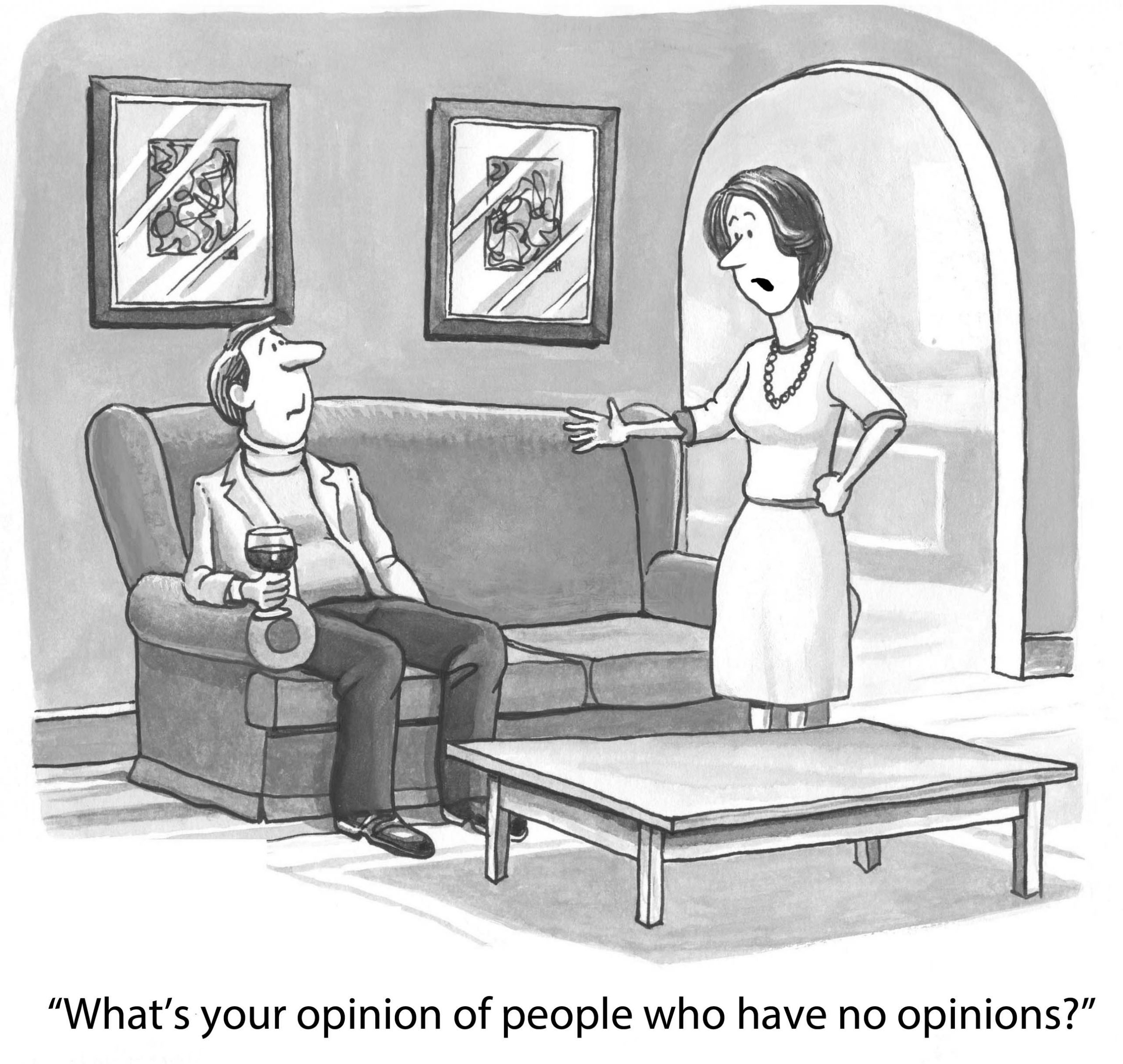 Your Opinion Counts?